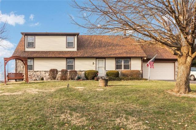 4678 W 1110 N, New Palestine, IN 46163 (MLS #21550688) :: The ORR Home Selling Team