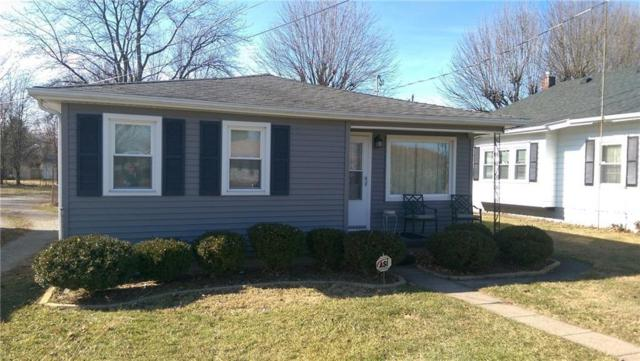 2403 Cherrywood Avenue, New Castle, IN 47362 (MLS #21550972) :: RE/MAX Ability Plus
