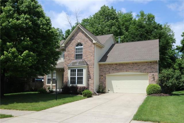 3646 Katelyn Lane, Indianapolis, IN 46228 (MLS #21550998) :: The ORR Home Selling Team