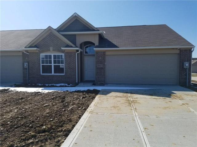 1017 Mount Olive Road, Whiteland, IN 46184 (MLS #21551080) :: The ORR Home Selling Team