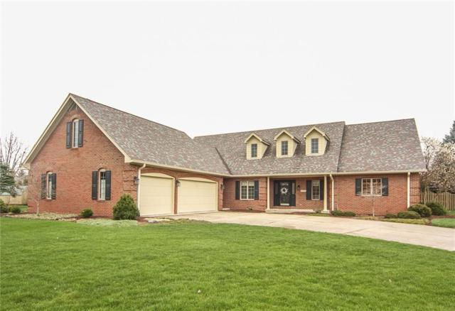 2329 Hillcrest Avenue, Anderson, IN 46011 (MLS #21551099) :: Indy Plus Realty Group- Keller Williams