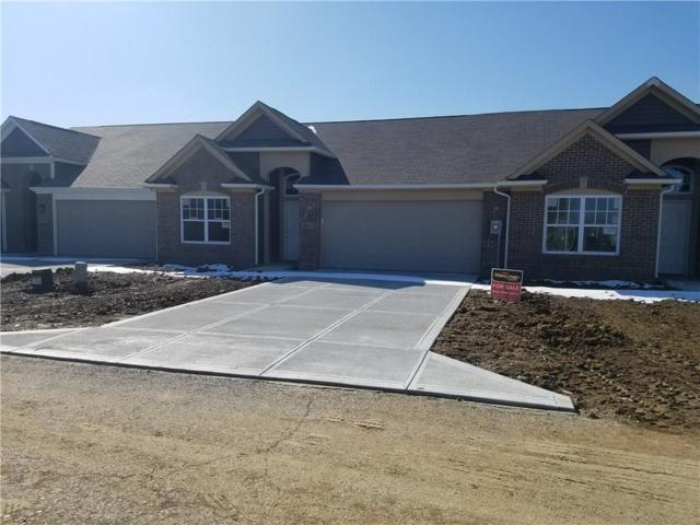 1025 Mount Olive Road, Whiteland, IN 46184 (MLS #21551121) :: The ORR Home Selling Team