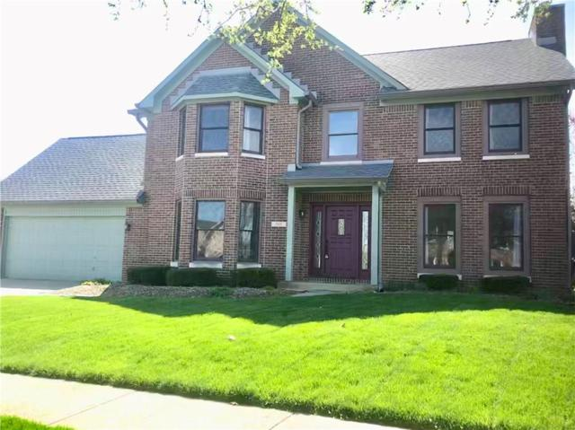 868 Crystal Lake Drive, Greenwood, IN 46143 (MLS #21551259) :: RE/MAX Ability Plus