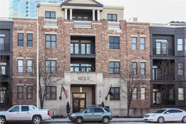 355 E Ohio Street #120, Indianapolis, IN 46202 (MLS #21551755) :: FC Tucker Company