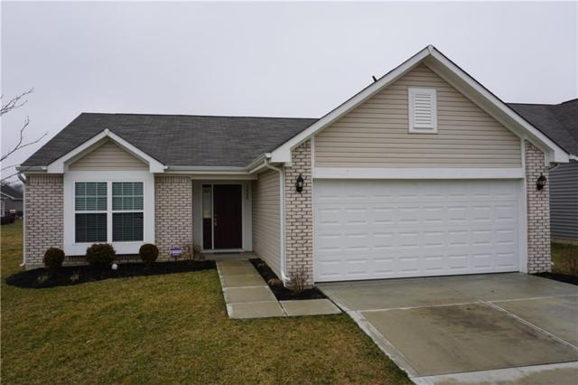 1080 Mount Olive Road, Whiteland, IN 46184 (MLS #21551836) :: The ORR Home Selling Team