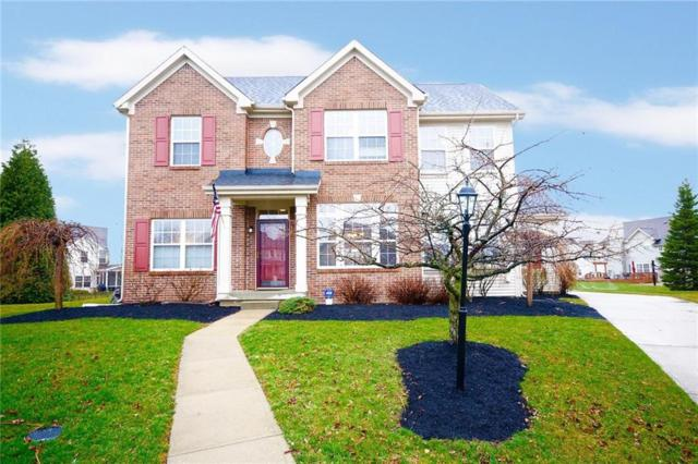 11418 Little Rock Court, Fishers, IN 46037 (MLS #21552128) :: RE/MAX Ability Plus
