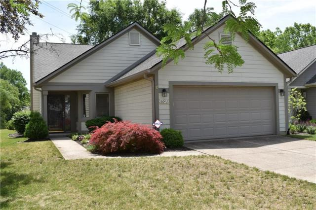 8049 River Bay Drive W, Indianapolis, IN 46240 (MLS #21552170) :: The Evelo Team