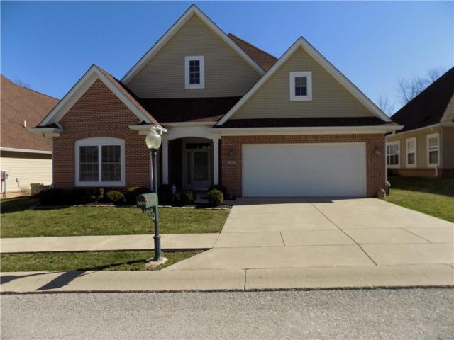 505 Oak Leaf Drive #21, Greencastle, IN 46135 (MLS #21552424) :: Indy Scene Real Estate Team