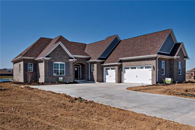 332 Fox Trail Drive, Pittsboro, IN 46167 (MLS #21552635) :: The Indy Property Source