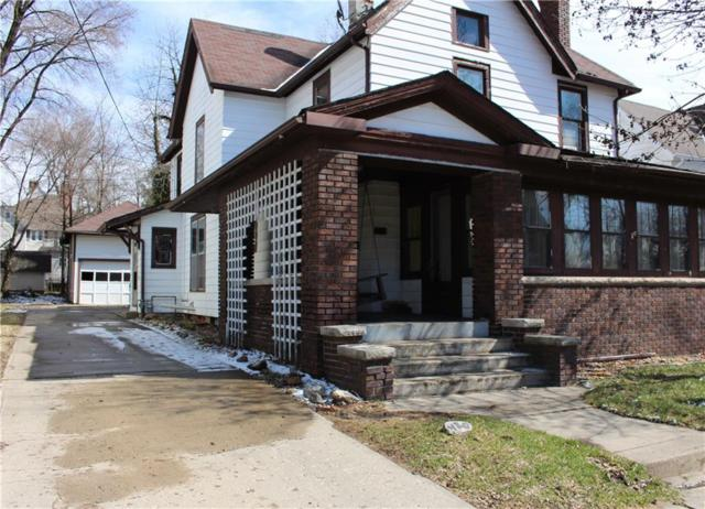420 S 12th Street, New Castle, IN 47362 (MLS #21552684) :: The ORR Home Selling Team