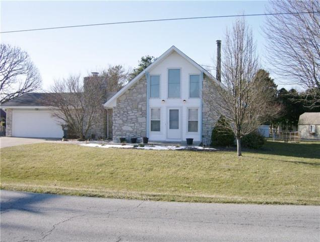 303 W 11th Street, Alexandria, IN 46001 (MLS #21552852) :: The ORR Home Selling Team
