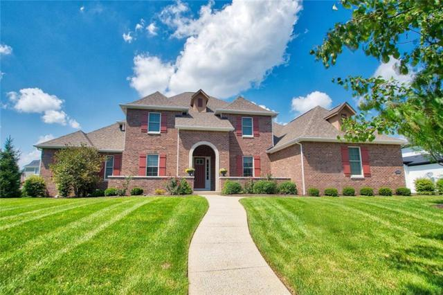 11346 Talnuck Circle, Fishers, IN 46037 (MLS #21552891) :: Mike Price Realty Team - RE/MAX Centerstone