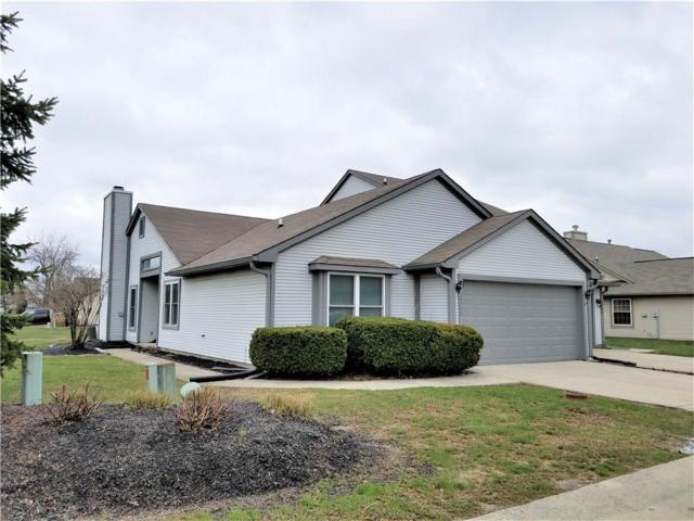 7103 N Eagle Cove Drive, Indianapolis, IN 46254 (MLS #21554982) :: FC Tucker Company