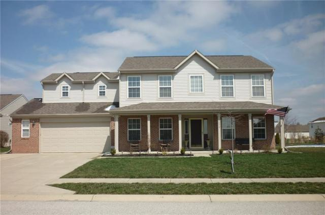 1650 Gross Point Pass, Brownsburg, IN 46112 (MLS #21554994) :: RE/MAX Ability Plus