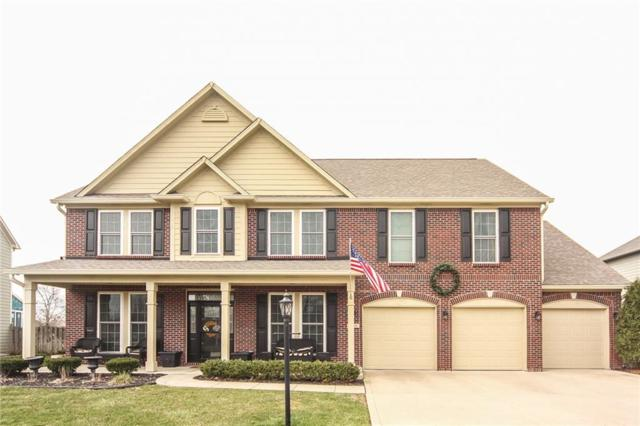 8066 Bentley Bend Court, Indianapolis, IN 46259 (MLS #21555051) :: RE/MAX Ability Plus