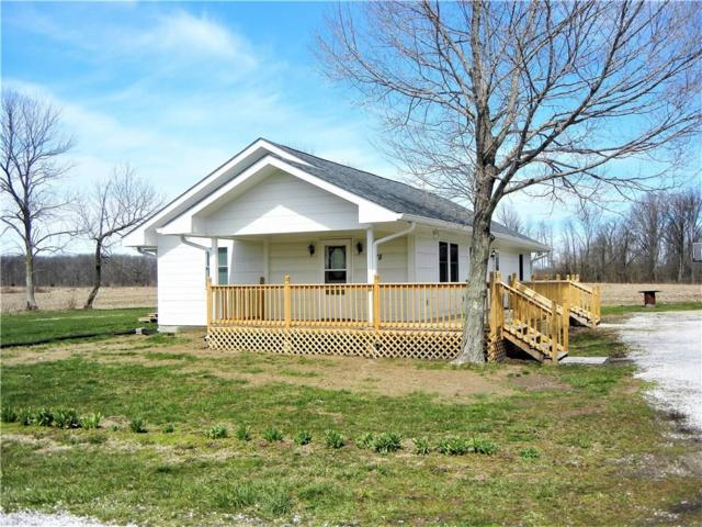 1278 E County Road 451 S, Clayton, IN 46118 (MLS #21555251) :: The Indy Property Source