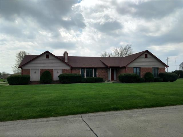 1103 Maple Drive, Shelbyville, IN 46176 (MLS #21555280) :: The ORR Home Selling Team