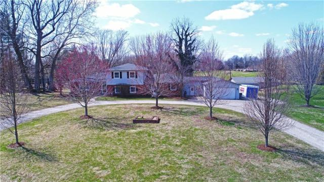 2800 N 100 W, Greenfield, IN 46140 (MLS #21555795) :: RE/MAX Ability Plus