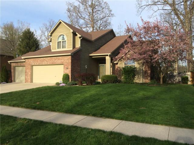 6825 Bluffgrove Court, Indianapolis, IN 46278 (MLS #21555968) :: RE/MAX Ability Plus