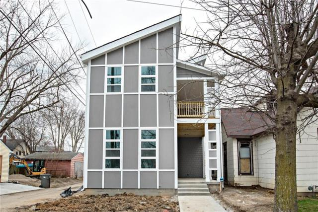 822 S State Avenue, Indianapolis, IN 46203 (MLS #21556537) :: HergGroup Indianapolis