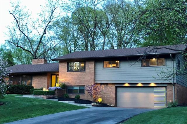 6305 N Green Leaves Road, Indianapolis, IN 46220 (MLS #21557187) :: RE/MAX Ability Plus