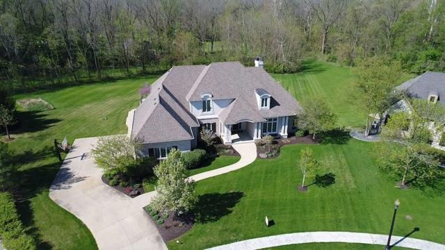 6315 W Foster Branch Drive, Pendleton, IN 46064 (MLS #21557305) :: The ORR Home Selling Team