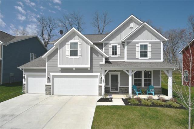 790 Bracknell Drive, Avon, IN 46123 (MLS #21557574) :: Indy Plus Realty Group- Keller Williams