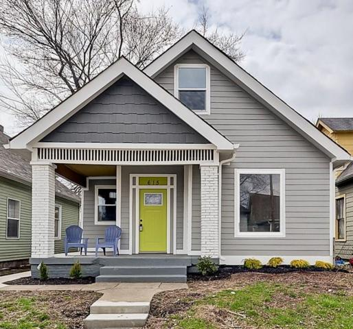 615 Cottage Avenue, Indianapolis, IN 46203 (MLS #21557724) :: Indy Plus Realty Group- Keller Williams