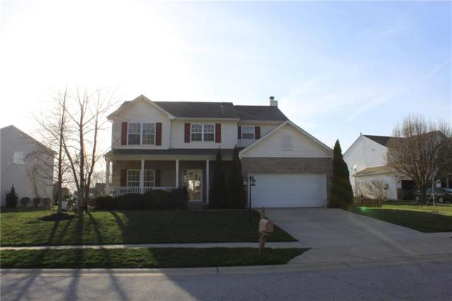 6480 Woodhaven Court, Avon, IN 46123 (MLS #21558041) :: The Evelo Team