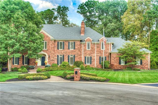 6531 Castle Knoll Court, Indianapolis, IN 46250 (MLS #21558080) :: Indy Scene Real Estate Team