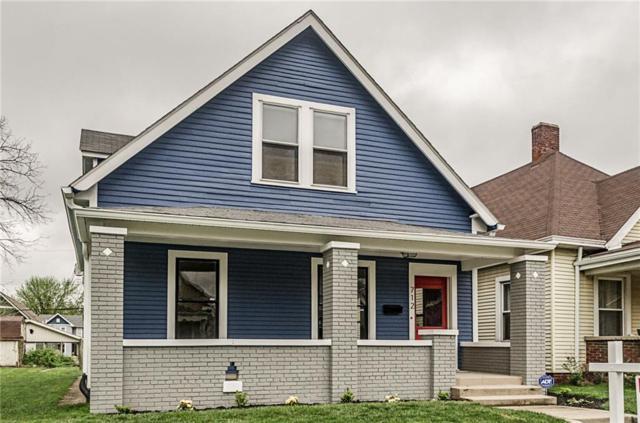 712 Orange Street, Indianapolis, IN 46203 (MLS #21558416) :: Indy Plus Realty Group- Keller Williams