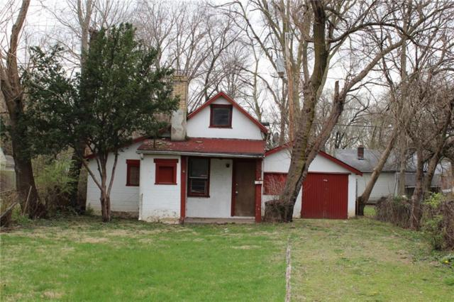 4328 Evanston Avenue, Indianapolis, IN 46205 (MLS #21558539) :: Indy Plus Realty Group- Keller Williams
