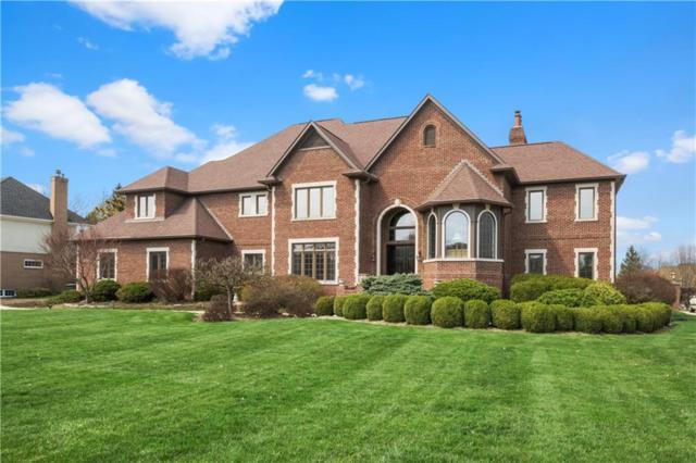 7291 Windridge Way, Brownsburg, IN 46112 (MLS #21558894) :: The Indy Property Source