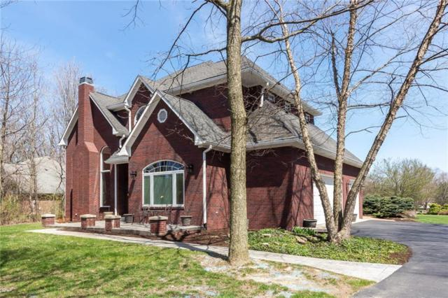 8875 N County Road 1050 E, Brownsburg, IN 46112 (MLS #21558917) :: The Indy Property Source
