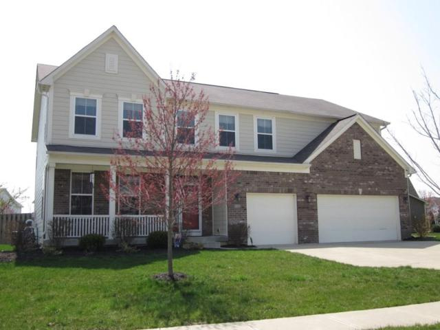 14371 Brook Meadow Drive, Mccordsville, IN 46055 (MLS #21558962) :: RE/MAX Ability Plus