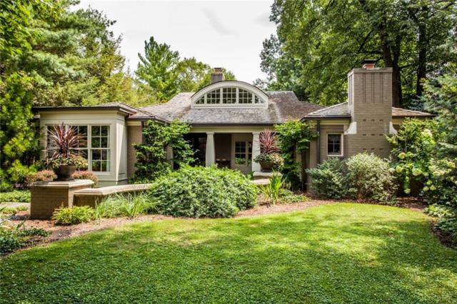 4345 Washington Boulevard, Indianapolis, IN 46205 (MLS #21559361) :: The Indy Property Source