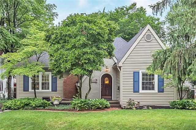 5230 Guilford Avenue, Indianapolis, IN 46220 (MLS #21559419) :: The ORR Home Selling Team