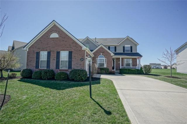 2977 Da Vinci Drive, Carmel, IN 46074 (MLS #21560007) :: RE/MAX Ability Plus