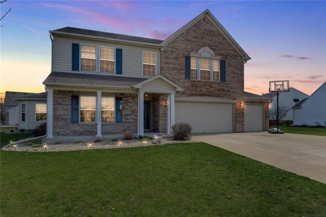 8665 Talisker Drive, Avon, IN 46123 (MLS #21560049) :: Heard Real Estate Team