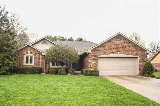 228 Southwind Way, Greenwood, IN 46142 (MLS #21560187) :: The Indy Property Source