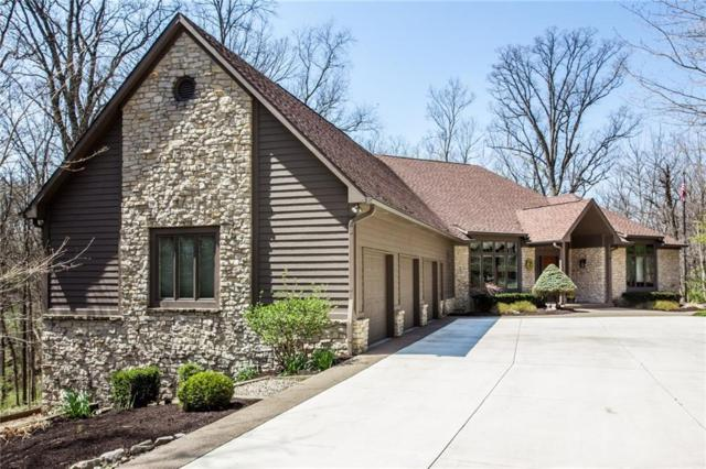 8150 Beech Knls, Indianapolis, IN 46256 (MLS #21560251) :: The ORR Home Selling Team