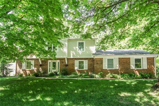 10918 Braewick Drive, Carmel, IN 46033 (MLS #21560630) :: The ORR Home Selling Team