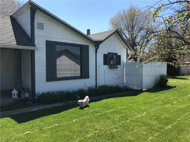 20 S Anderson Street, New Palestine, IN 46163 (MLS #21562884) :: RE/MAX Ability Plus