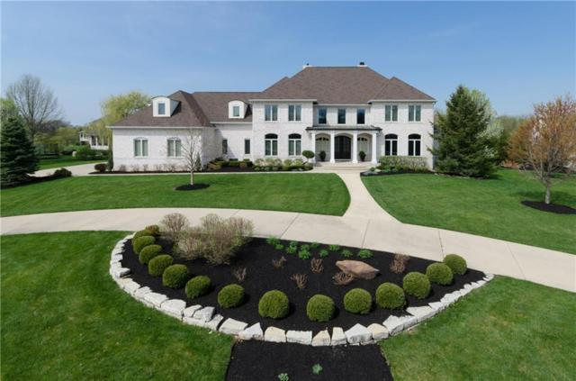 10722 Club Chase, Fishers, IN 46037 (MLS #21563432) :: RE/MAX Ability Plus