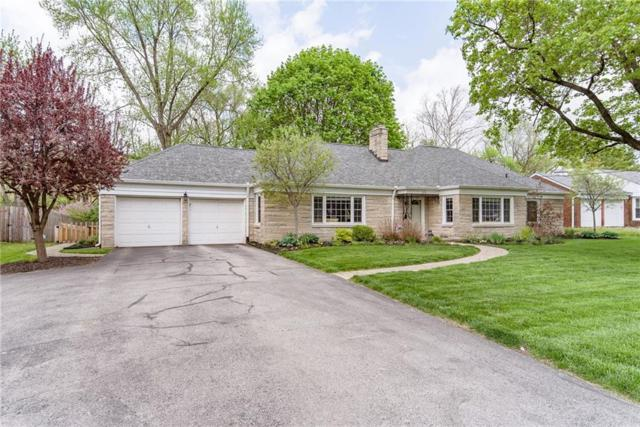 5680 N Illinois Street, Indianapolis, IN 46208 (MLS #21563732) :: Indy Scene Real Estate Team