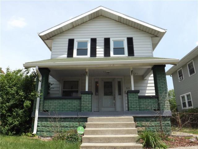 925 Wallace Avenue, Indianapolis, IN 46201 (MLS #21564271) :: Indy Scene Real Estate Team