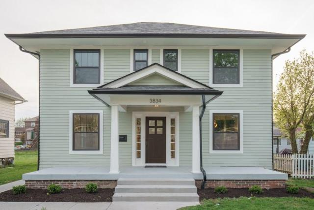 3834 Ruckle Street, Indianapolis, IN 46205 (MLS #21564326) :: RE/MAX Ability Plus