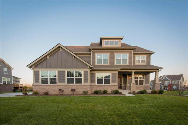 16618 Meadow Wood Drive, Noblesville, IN 46062 (MLS #21564402) :: The Evelo Team