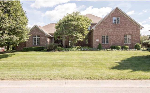7105 W Augusta Boulevard, Yorktown, IN 47396 (MLS #21564643) :: The ORR Home Selling Team