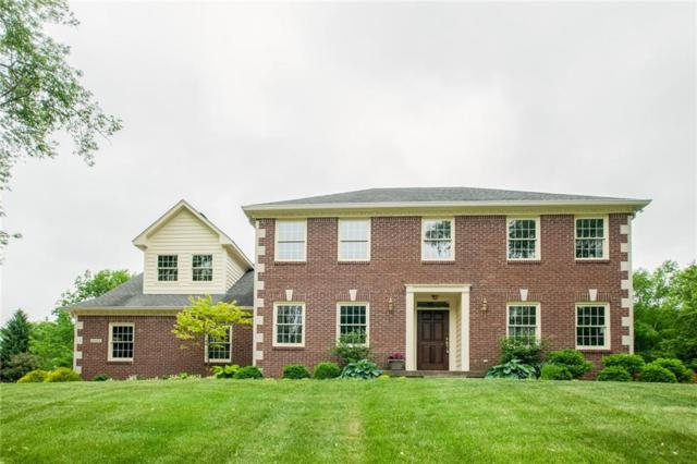 6962 Riverside Way, Fishers, IN 46038 (MLS #21564808) :: The ORR Home Selling Team